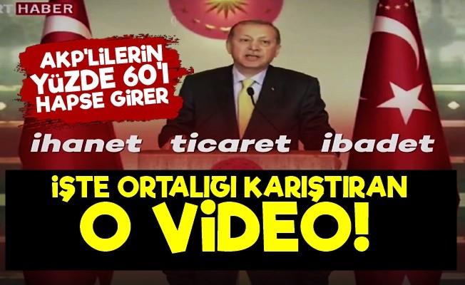 SP'DEN AKP'Yİ KARIŞTIRAN VİDEO!