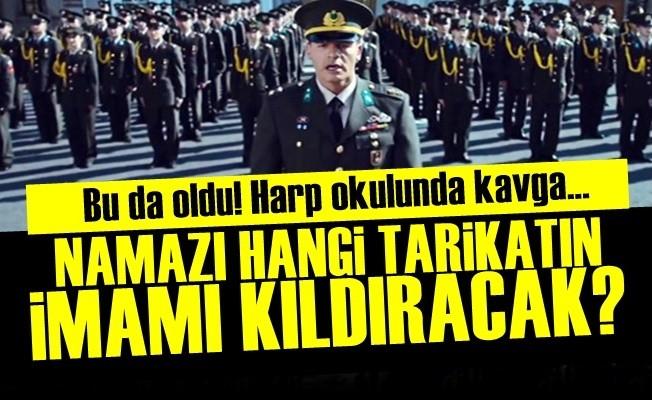 HARP OKULUNDA TARİKAT KAVGASI!