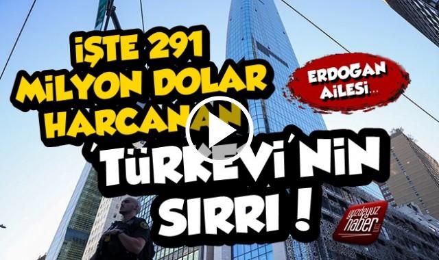 İŞTE NEW YORK'TA DUALARLA AÇILAN TÜRKEVİ'NİN SIRRI!