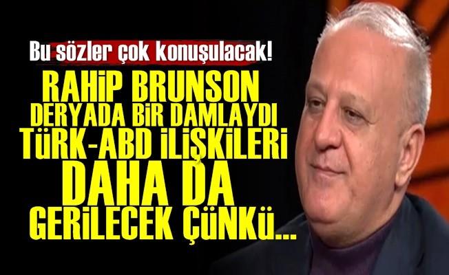 BRUNSON OLAYI KAPANDI SANANLAR SAFIN ÖNDE GİDENİ