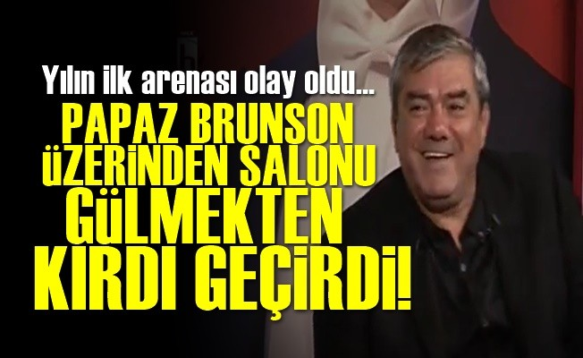 YILMAZ ÖZDİL PAPAZ BRUNSON'U ANLATIRSA...