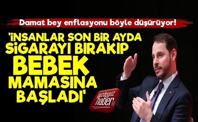 DAMAT BEYİN ENFLASYON HESABI!